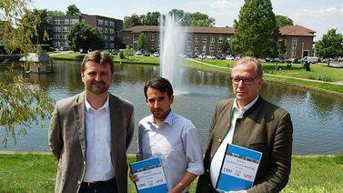 SPD Mitglieder Springbrunnen