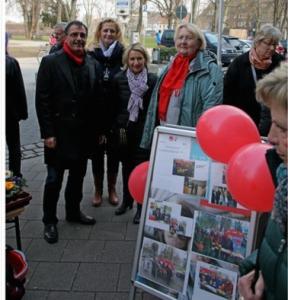 ASF Stand Innenstadt Juelich