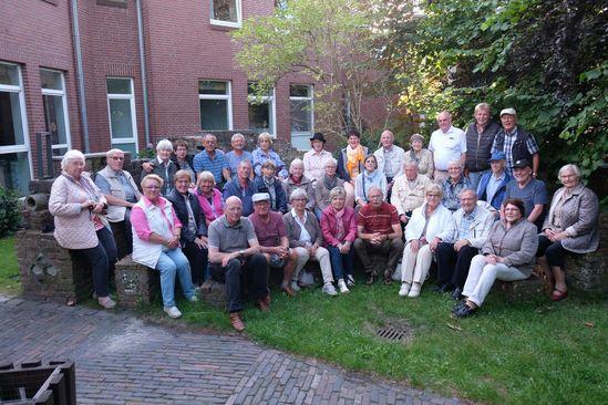 SPD Fahrt Aurich 2017 Teilnehmer