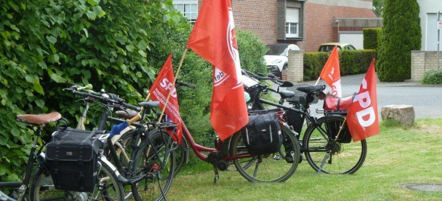 SPD Vatertagstour 2018