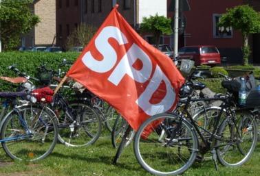 SPD Vatertag Fahrradtour 2016