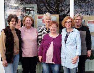 AsF Vorstand 2017 Jülich
