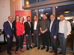 Neujahrsempfang des SPD Kreisverbandes Düren/Jülich